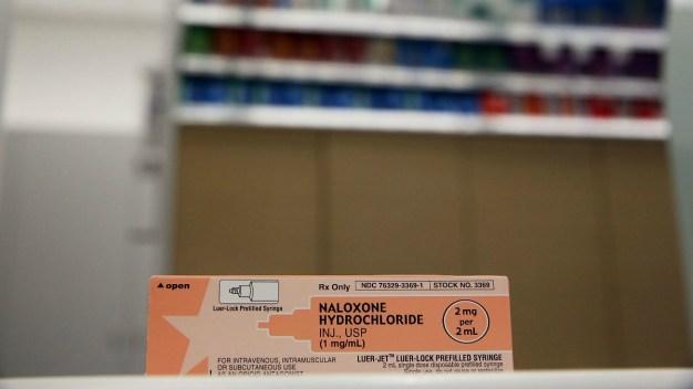 Cadena ofrecerá sin receta antídoto a sobredosis de heroína