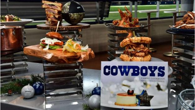 """Come al estilo de """"Dallas Cowboys"""" con el libro de recetas 2017"""