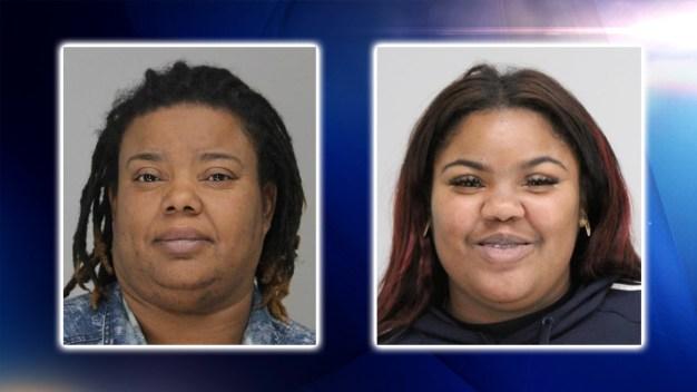 En Dallas: madre e hija presuntamente traficaban marihuana