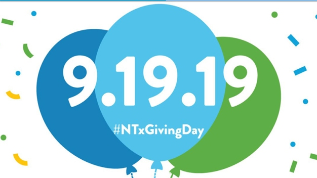 """Tú también puedes ayudar a """"North Texas Giving Day"""""""