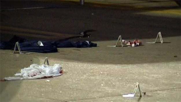Un muerto tras disputa en un estacionamiento en Bedford