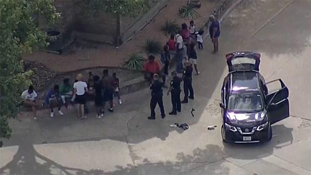 Arrestan a sospechosos tras tiroteo en Garland