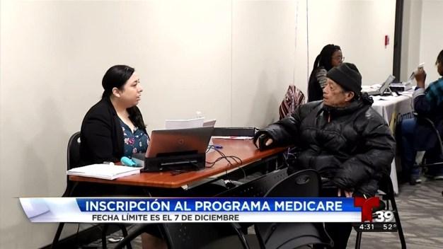 ¿Ya se inscribió a Medicare?