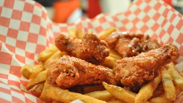 Día nacional de las alitas de pollo