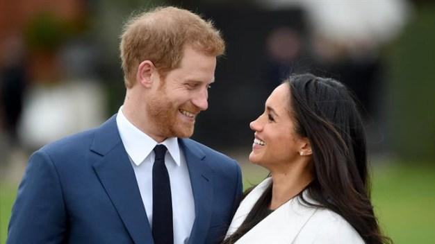 Anuncian fecha para boda del príncipe Harry y Meghan Markle