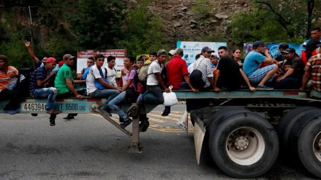 Caravana de migrantes: ¿qué opina la comunidad del Metroplex?