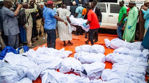Liberia: incendio en escuela deja niños muertos