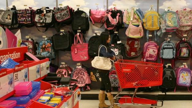 Las ofertas para compras de regreso a la escuela