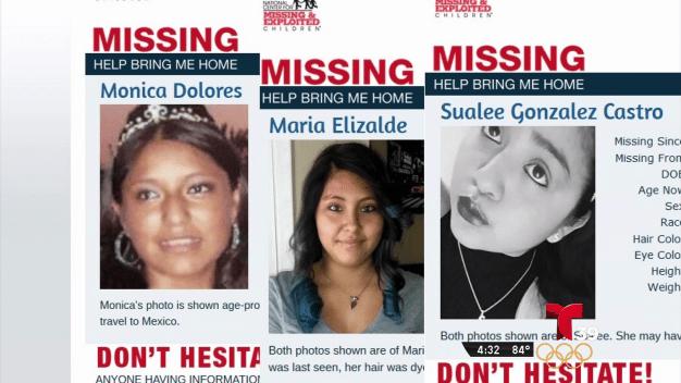 Buscan a menores desaparecidos en el norte de Texas
