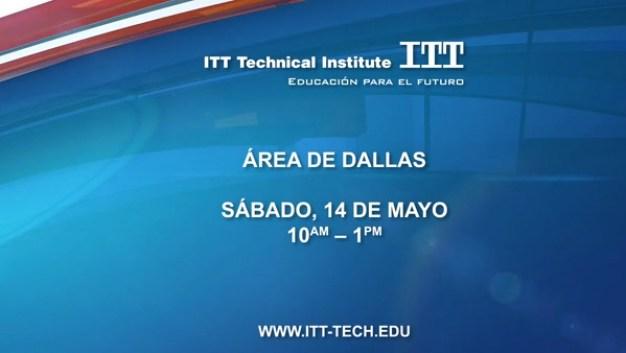 Dallas ITT Tech Open House 14 de Mayo