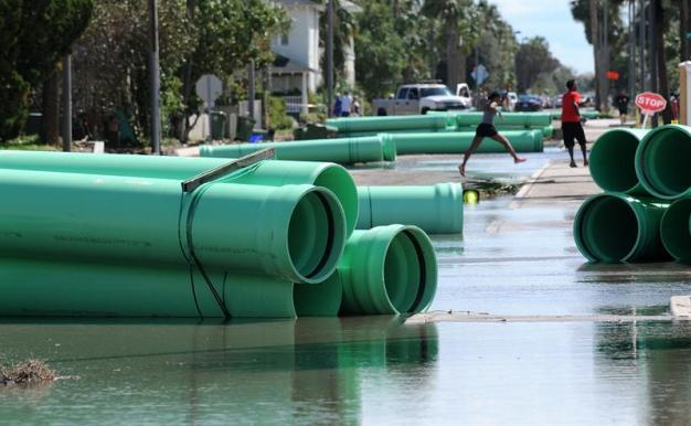 Cambio climático y sus riesgos para los latinos de EE.UU.
