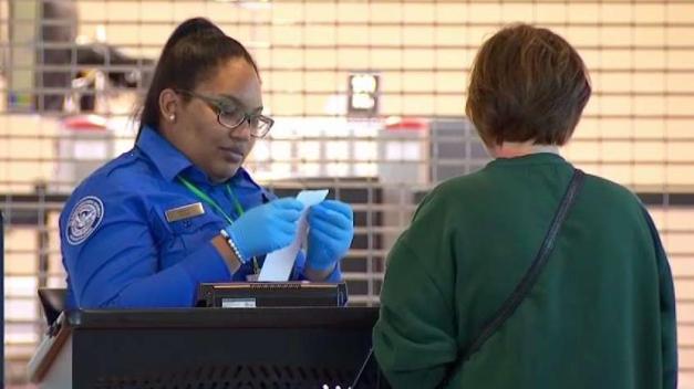 Indocumentados y los viajes en avión dentro de EEUU