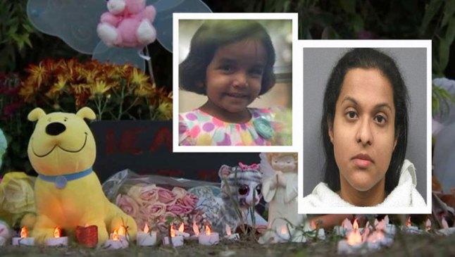 Caso Sherin Mathews: desestiman cargos contra madre