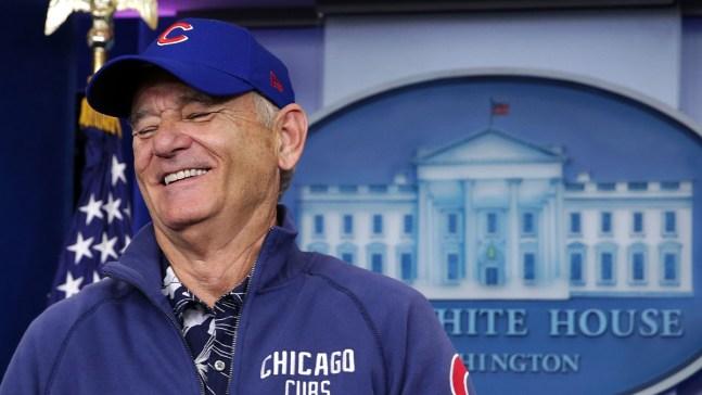 Bill Murray recibe premio al humor Mark Twain
