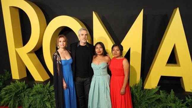 """""""Roma"""" entre favoritas a los Oscar con 10 nominaciones"""
