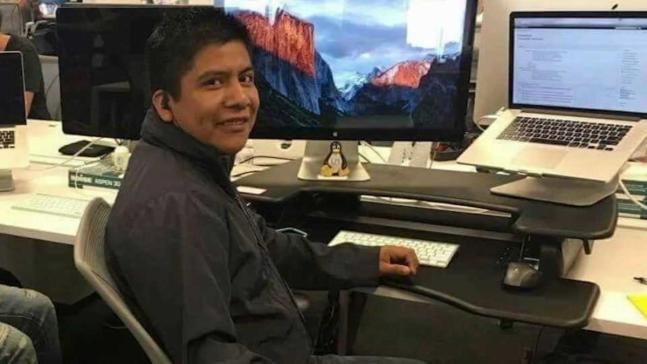 Joven hispano logra sus sueños y se convierte en programador de UBER