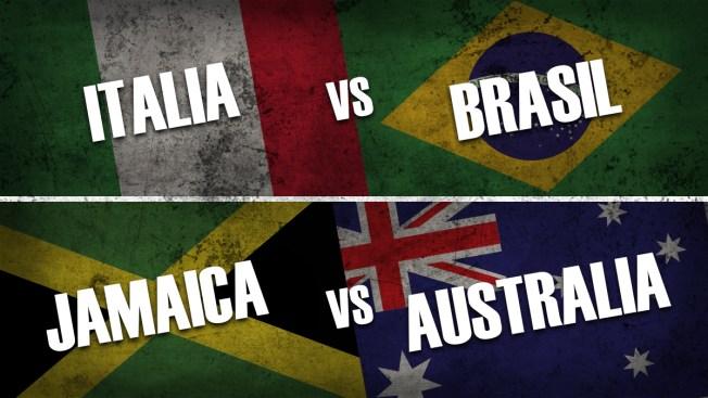Copa Mundial Femenina: resultados de los partidos de este martes
