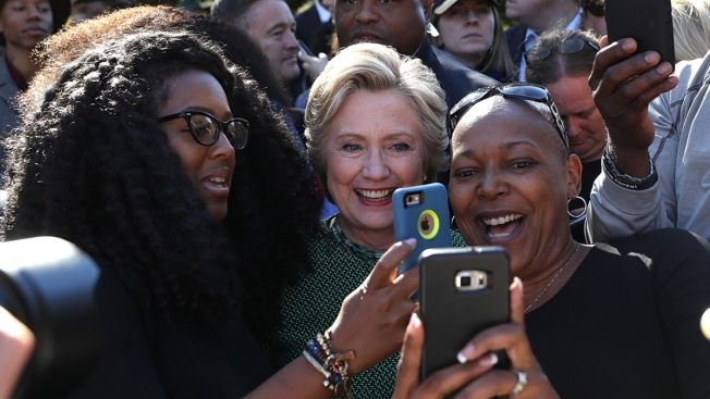 Trump a un punto de distancia de Hillary Clinton, revela nueva encuesta