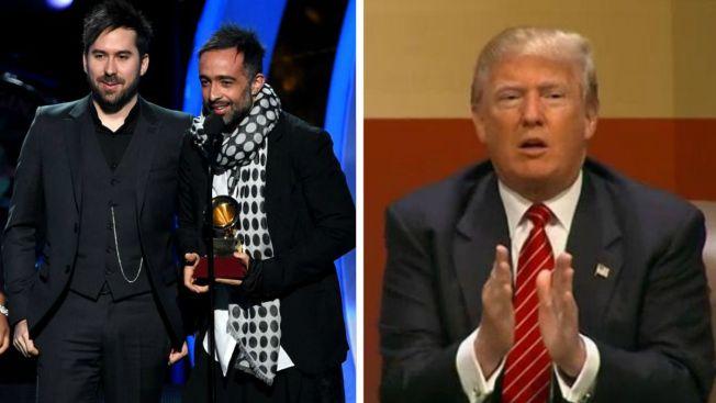 """""""Camila"""" critica retórica de Trump contra latinos"""