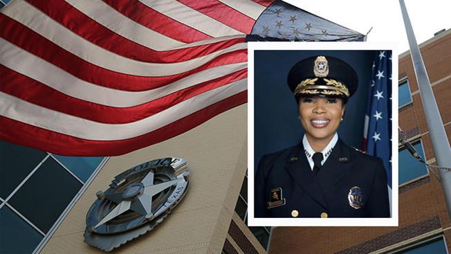 Jefa de policía de Dallas se ausenta por razones médicas
