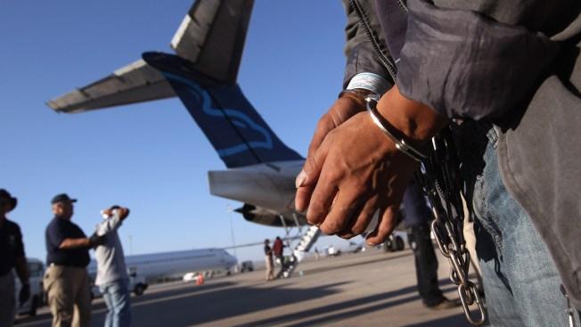 EEUU registra descenso en deportaciones