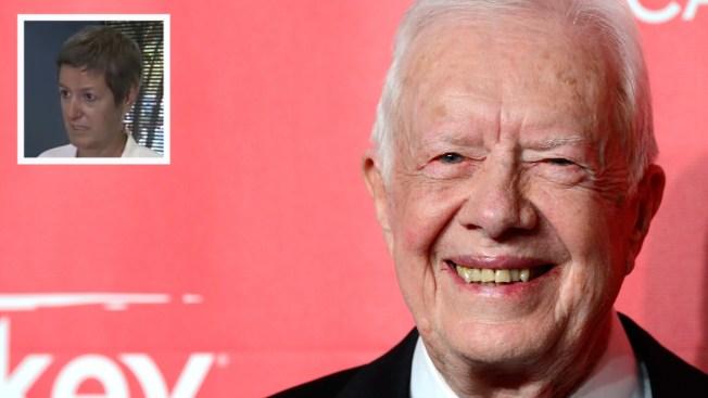 Oncóloga habla sobre el panorama de Carter