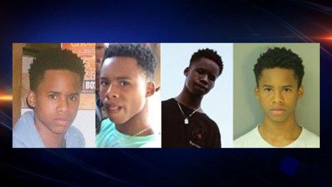 Alguaciles federales buscan a un adolescente por asesinato