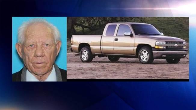 Piden ayuda para encontrar a anciano desaparecido en Texas