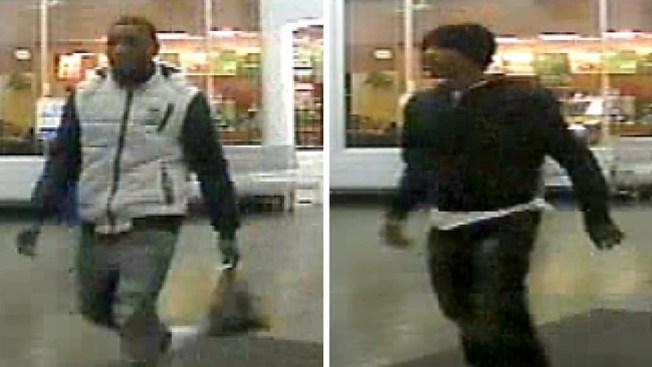 Buscan a presuntos ladrones de Walmart al norte de Texas