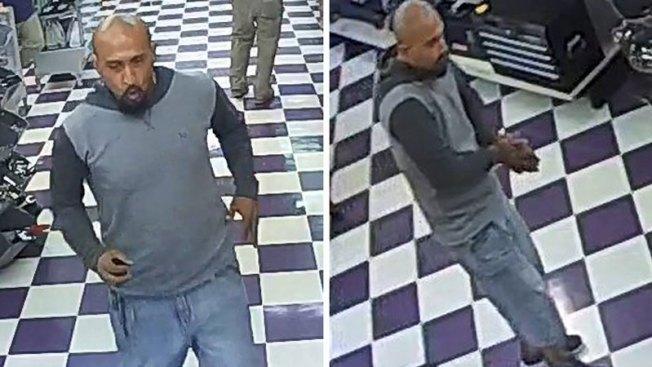Policía busca a presunto asaltante en Fort Worth