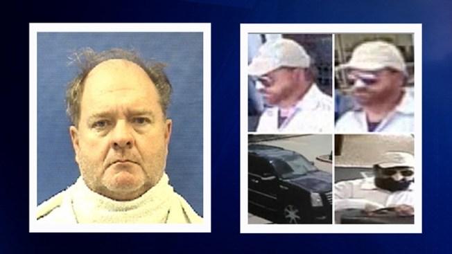Arrestan a presunto ladrón de varios bancos en Dallas