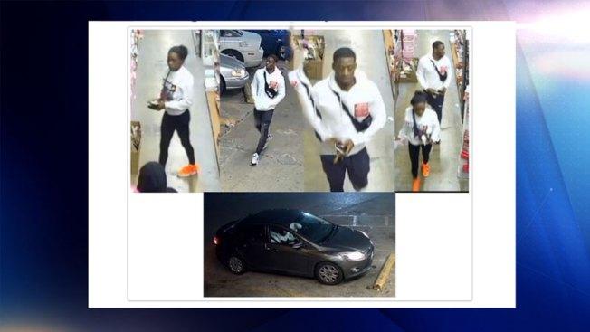 Homicidio en Dallas: Buscan a dos personas