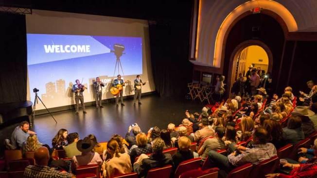 No te pierdas el grandioso festival de cine Lone Star
