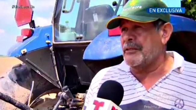 Padrastro de Larry Hernández habla de su dolor