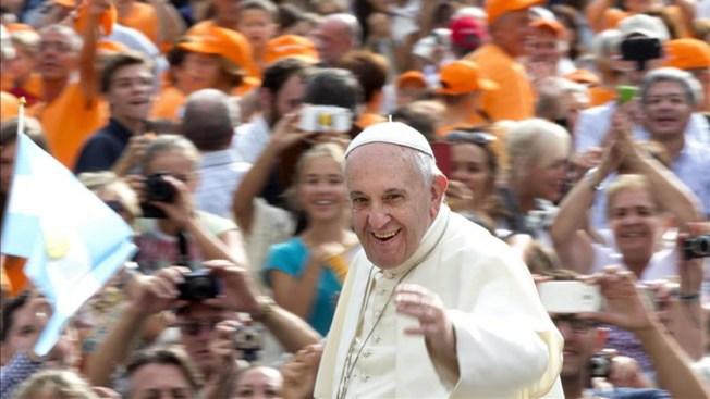 Se agotan en minutos boletos para ver al Papa