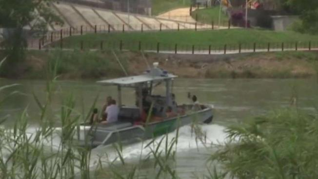 Patrulla Fronteriza busca niño arrastrado por el Río Grande