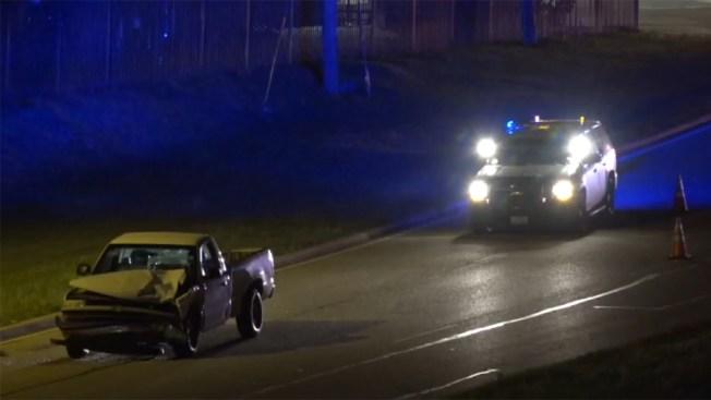 Accidente vehicular deja dos muertos en Fort Worth