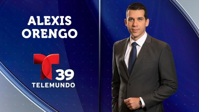 Meteorólogo Alexis Orengo