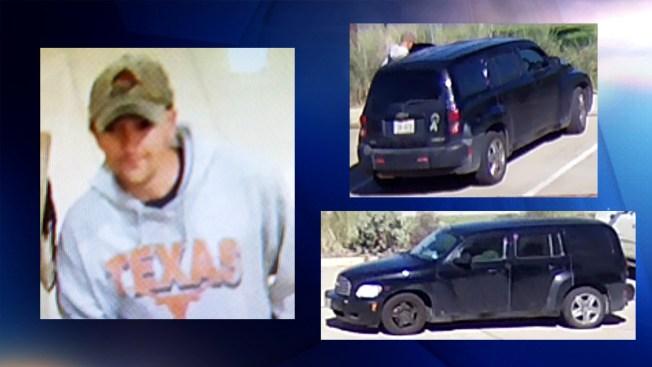 """FBI busca al """"Bandido Longhorn"""" en el norte de Texas"""