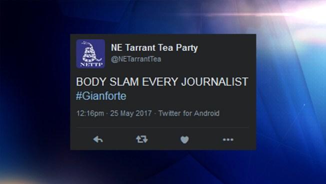 """Borran polémico """"tuit"""" que incitaba a atacar a periodistas"""