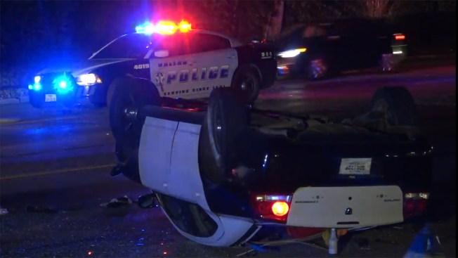 Mujer muere en accidente vehicular en Dallas