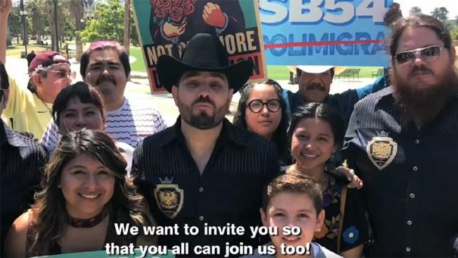 Concierto contra el odio y racismo en Texas