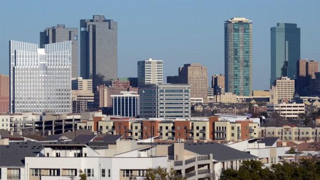 Fort Worth: de las ciudades más grandes de EEUU