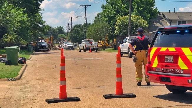 Fuga de gas provoca evacuaciones en Garland