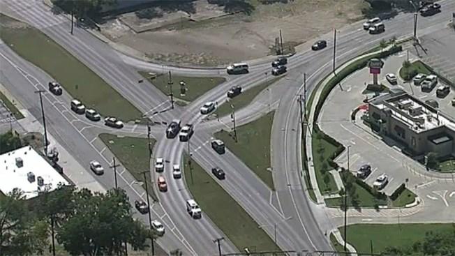 Finalmente solucionarán peligrosa intersección en Dallas
