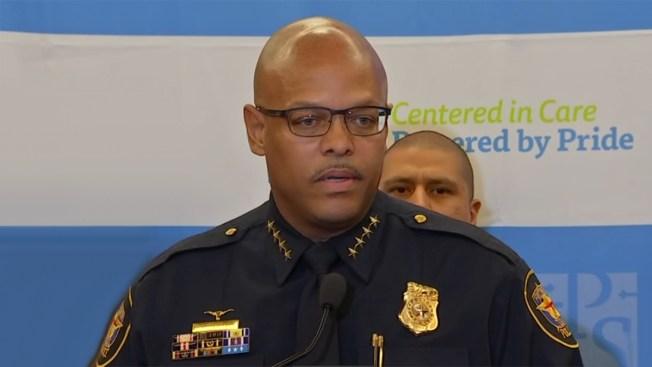 Jefe de policía de Fort Worth renunciará a su puesto
