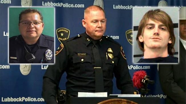 """Acusado de matar a policía en """"Texas Tech"""" usó pistola robada"""