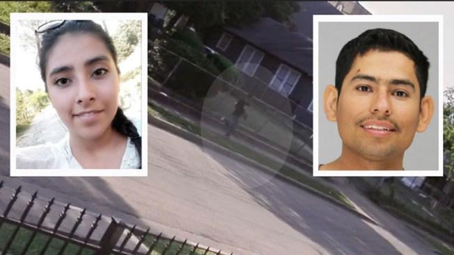 Arrestan a sospechoso de matar a su esposa en Dallas