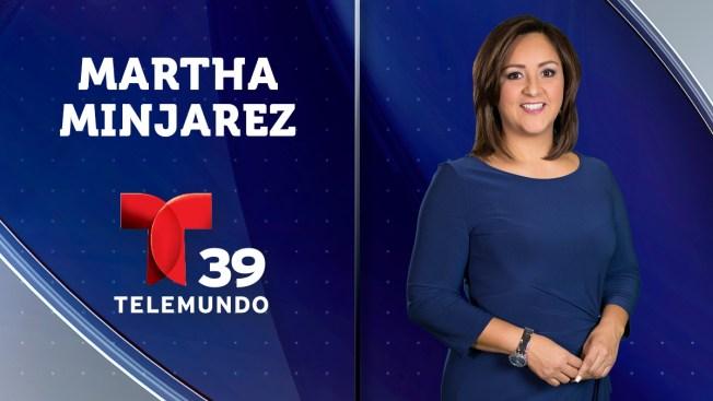 Martha Minjarez