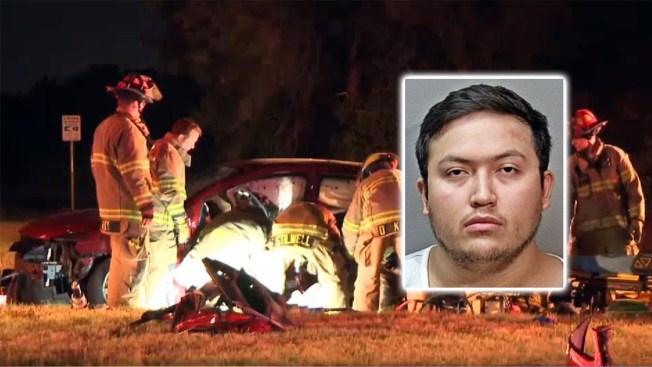 En Fort Worth: cargos de homicidio involuntario para joven sospechoso de causar la muerte de 3 jovencitas